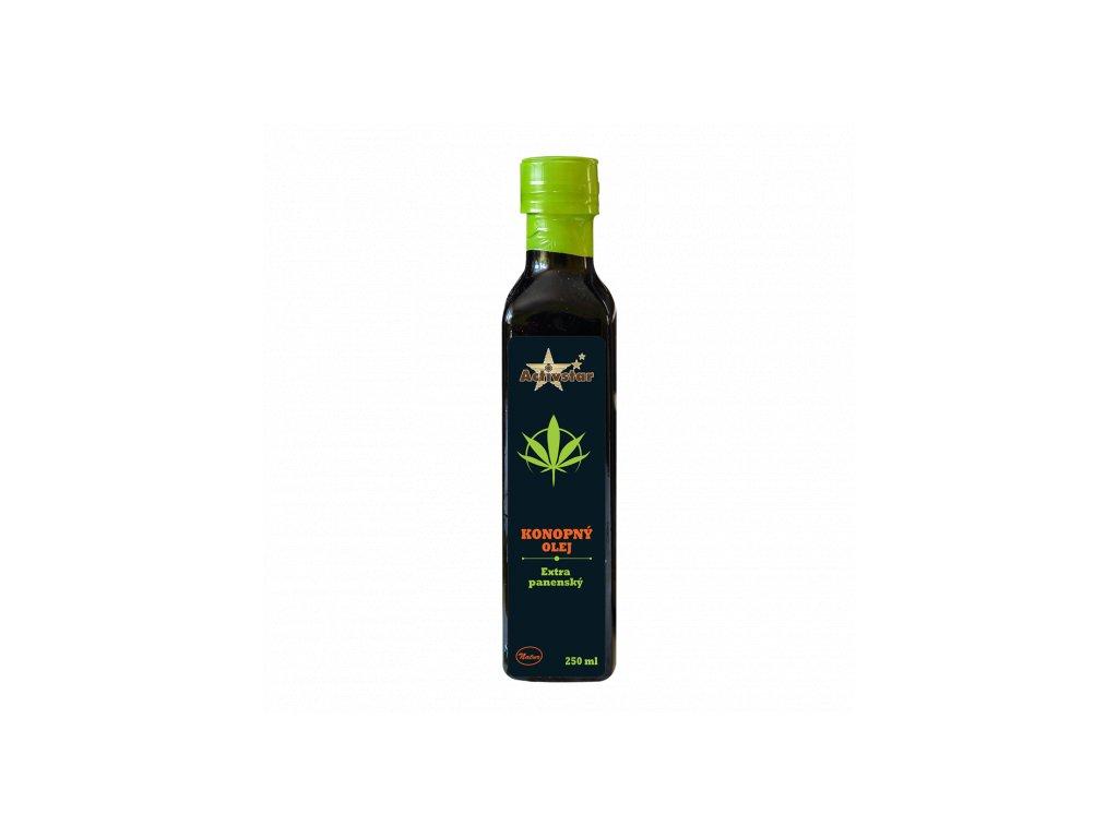 Activstar konopný olej 250ml