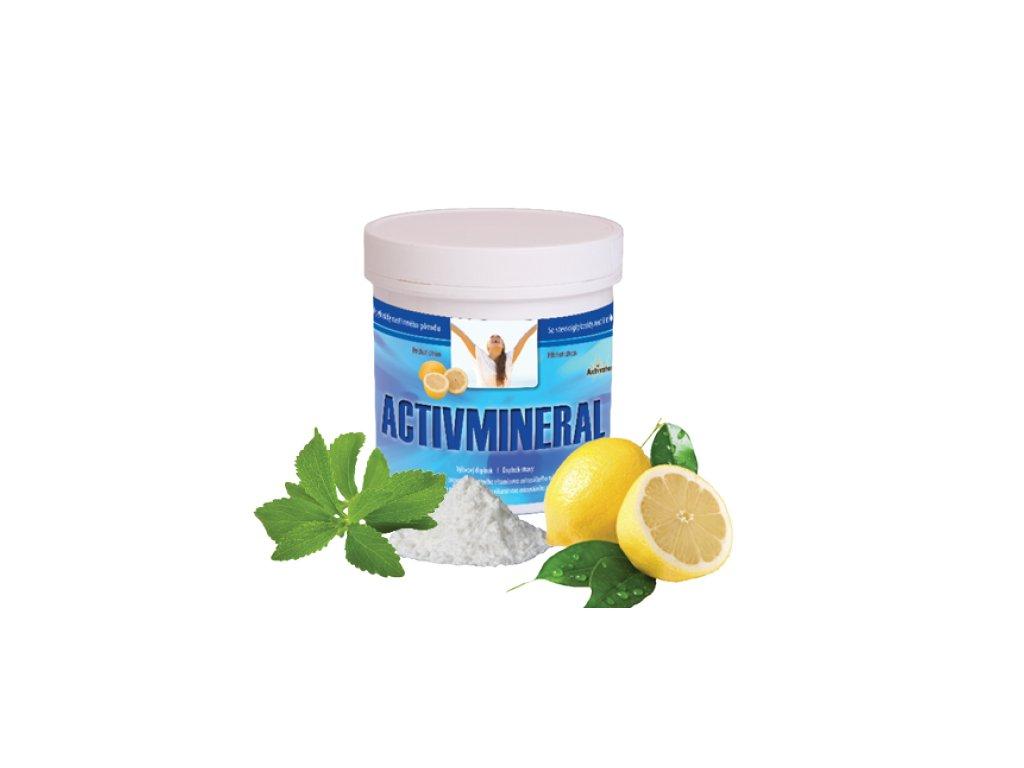 ActivMineral citrón 230 g