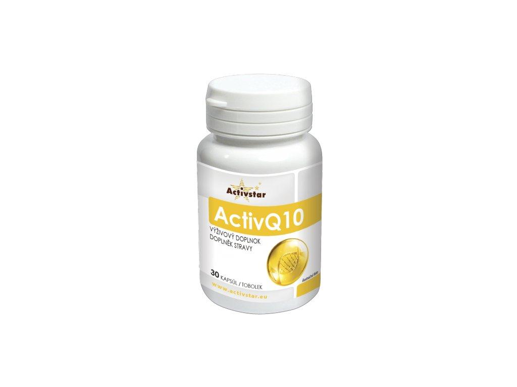 Activ Q10 - 30 kapsúl