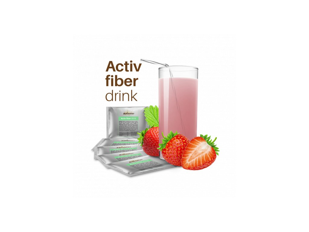 ACTIV fiber drink, 5 sáčkov