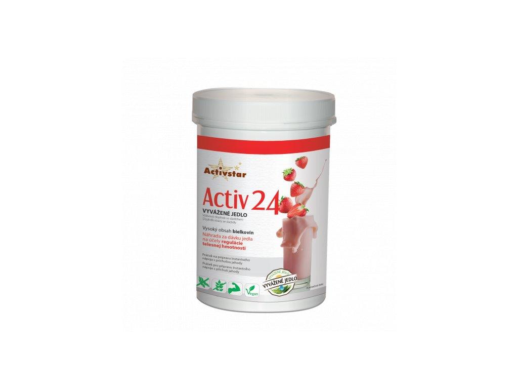 Activ 24 jahoda 350 g