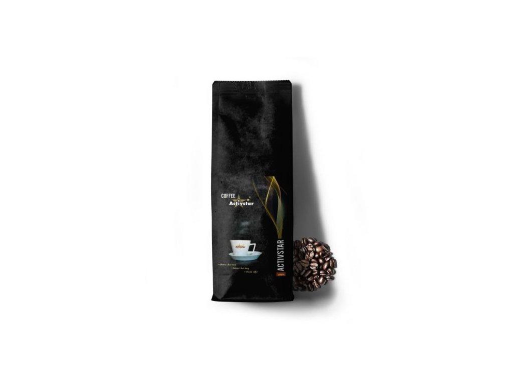 Káva Activstar  - zrnková 225g