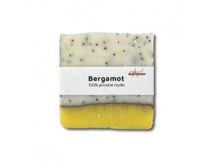 Prírodné Mydlo Bergamot