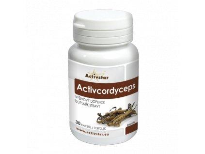 ActivCordyceps - 30 kapsúl