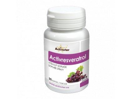 ActivResveratrol 30 kapsúl