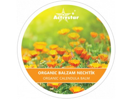Organic balzam nechtík