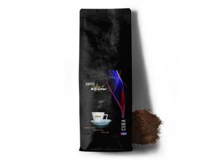 Káva Kuba - mletá 225g