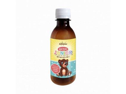 Activ junior sirup 200 ml