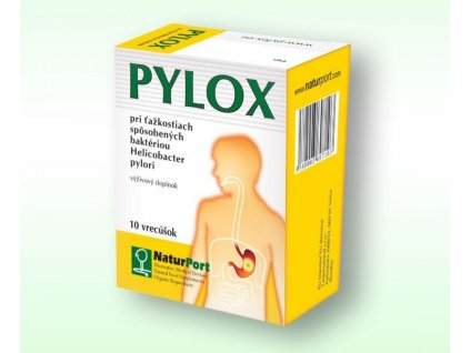 Pylox - 10 vrecúšok