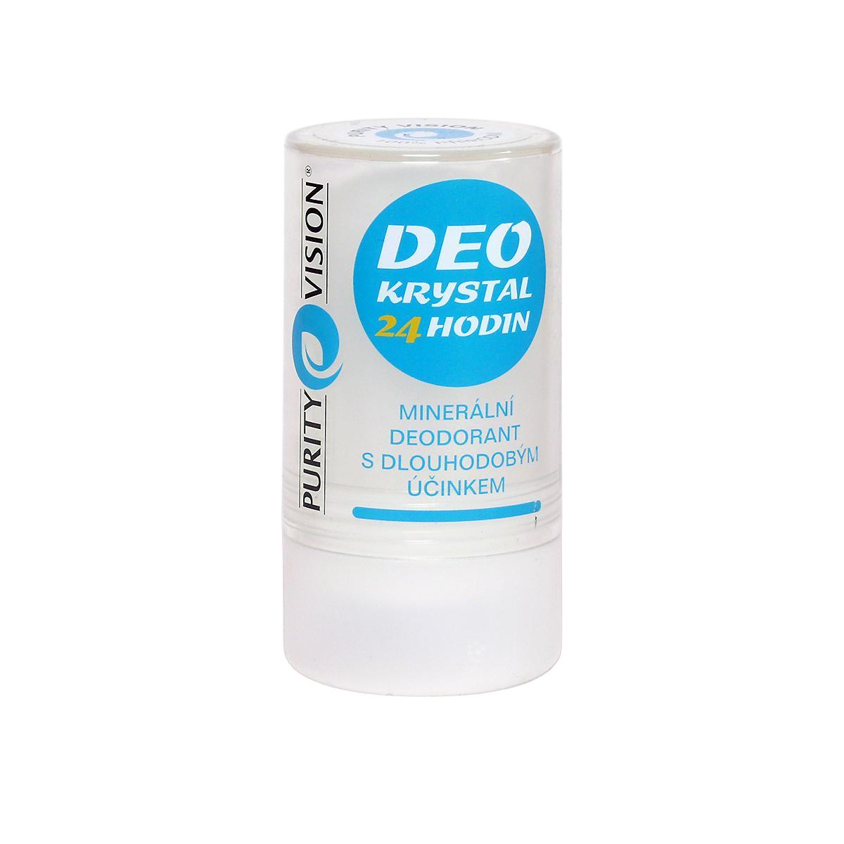 Purity vision deo crystal 120g