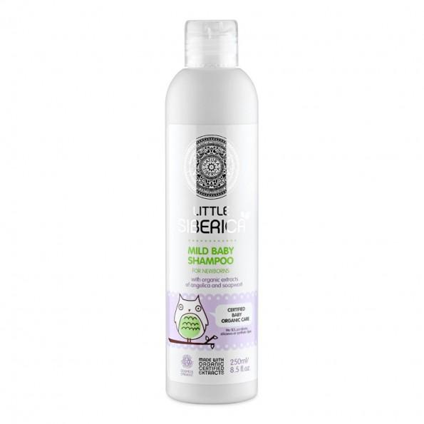 Dětský jemný šampon pro nejmenší