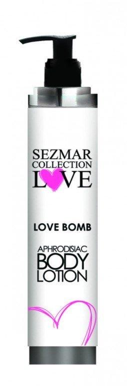 Přírodní tělové mléko Love bomb 200ml