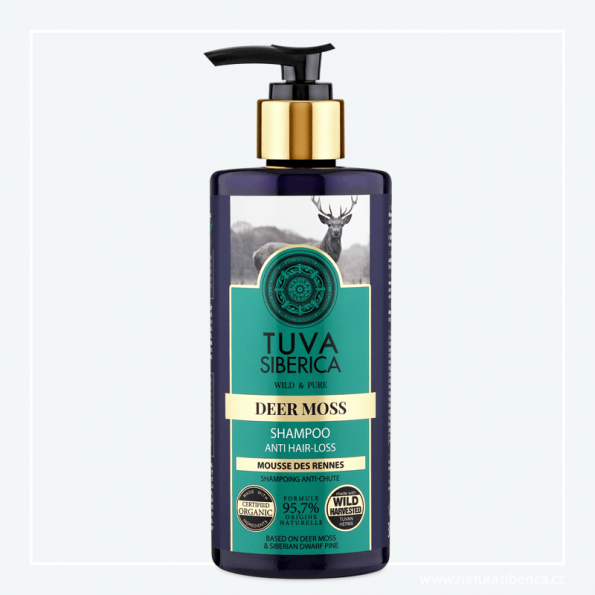 Šampon proti vypadávání vlasů 300ml