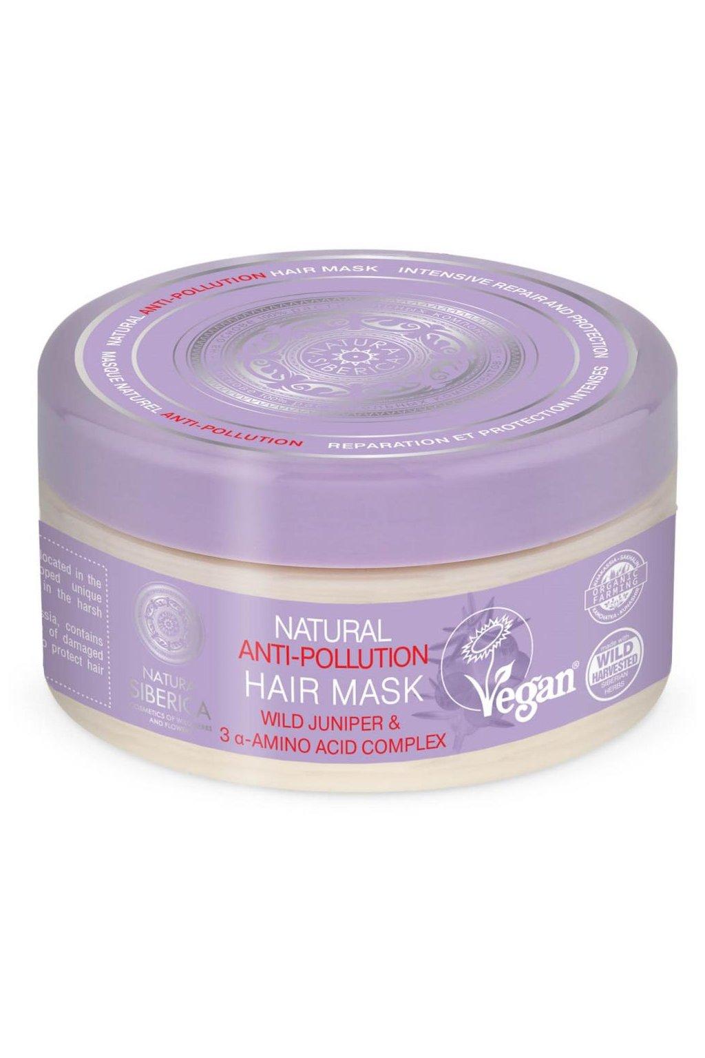 Přírodní maska na vlasy 270ml