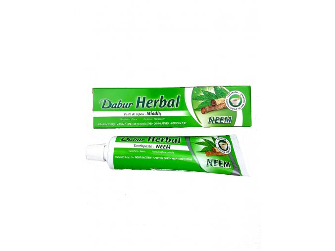 Dabur Herbal Zubná pastal Neem 100ml