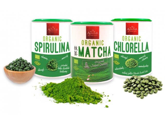 Akčný balík Green Food