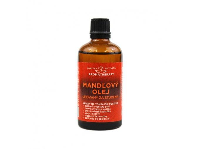 Altevita mandľový olej 100ml