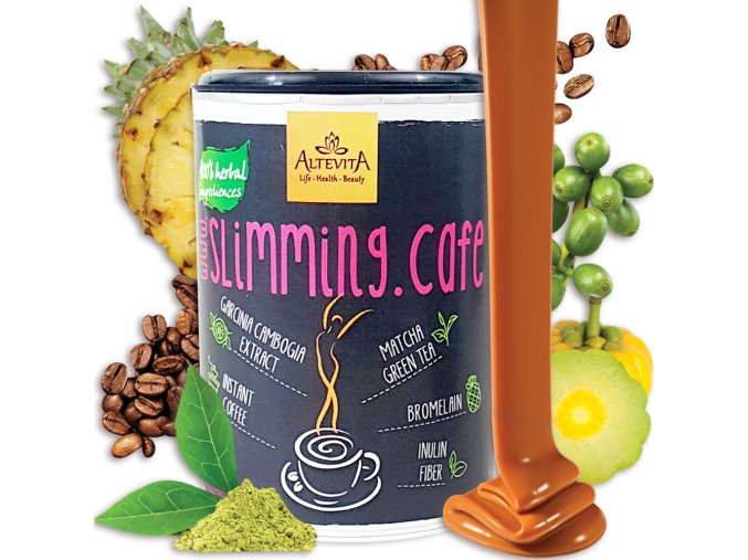 Altevita  SLIMMING.CAFE  Caramel 100g