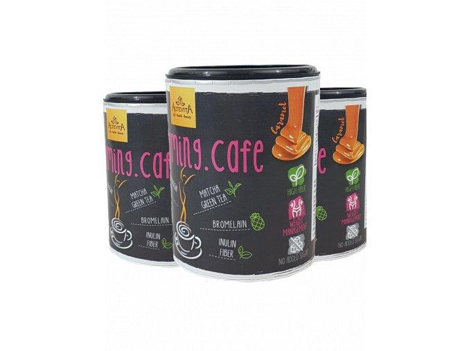 2x SLIMMING.CAFE Caramel 100g + 1x zadarmo
