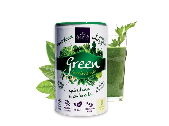 Altevita GREEN SMOOTHIE MIX 140g