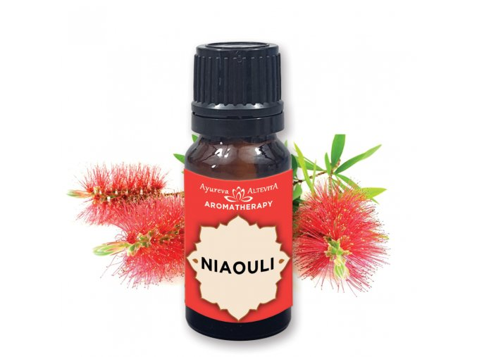 Altevita 100% esenciálny olej NIAOULI - Olej revitalizácie 10ml