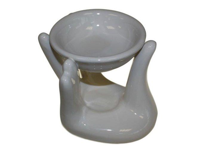 Aróma lampa Ruka Biela 1ks