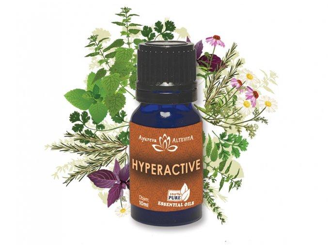 Altevita zmes esenciálnych olejov ANTI HYPERAKTIV 10ml (pre hyperaktívne deti)