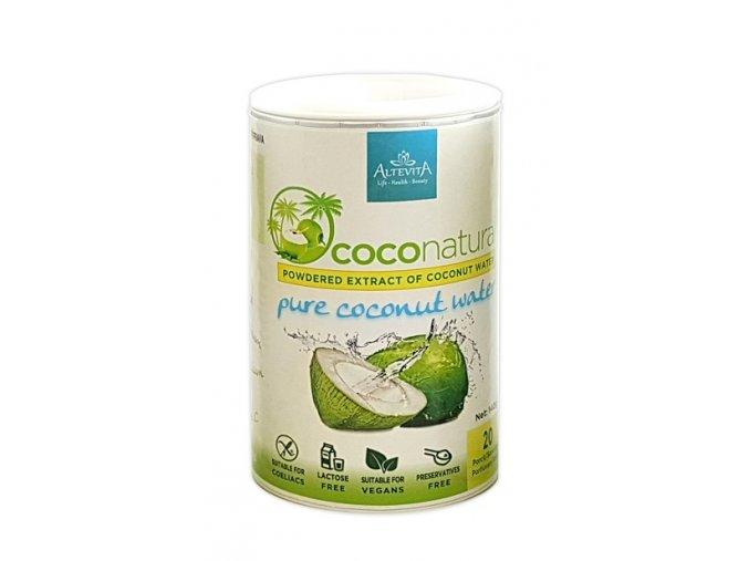 Altevita COCONATURAL PURE – kokosová voda 140g