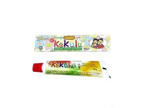 Siddhalepa Detská zubná pasta Kekulu, 40 g
