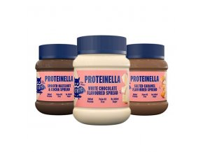 Healthyco proteinella TRIO 3 x 400g