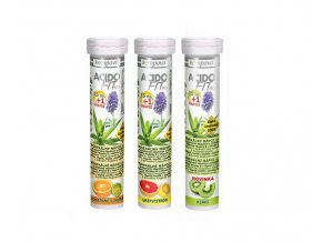 KOMPAVA AcidoFit kiwi 16 tabliet