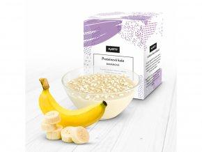 MyKETO Proteínová kaša banánová 5 porcií