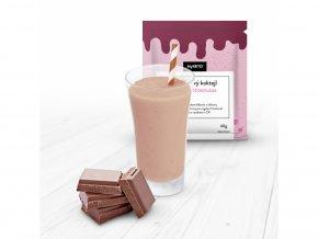 MyKETO Proteínový koktail s príchuťou čokoláda 1 porcia 40g