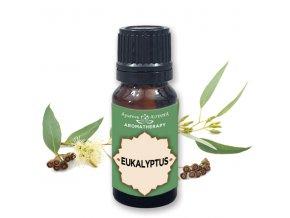 Altevita 100% esenciálny olej EUKALYPTUS - Olej zdravia 10 ml