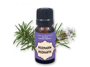 Altevita 100% esenciálny olej ROZMARÍN - Olej vedomostí 10ml