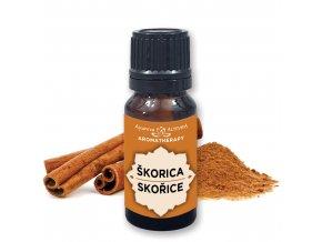 Altevita 100% esenciálny olej ŠKORICA 10ml olej sexuálnej harmónie