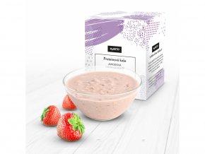 MyKETO Proteínová kaša jahodová  1 porcia 40g