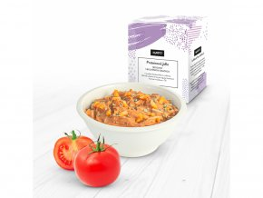 MyKETO Proteínové jedlo CESTOVINY S BOLONSKOU OMÁČKOU 1 porcia 55g