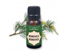 Altevita 100% esenciálny olej BOROVICA - Olej múdrosti a prijatia 10ml