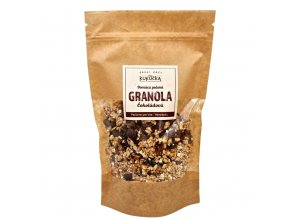 granola cokoladova