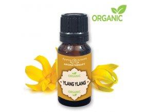 Altevita 100% esenciálny olej ORGANIC YLANG YLANG – Olej jednoty 10ml