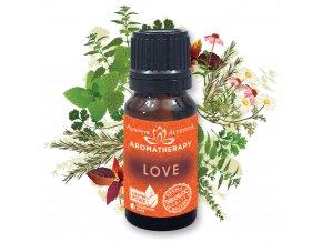 Altevita zmes esenciálnych olejov TANTRA  (tantrická láska) 10ml