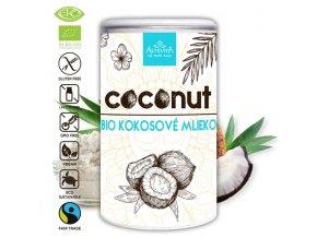 Altevita BIO kokosové mlieko 160g