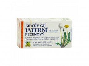Jančov pečeňový čaj, 20 vrecúšok