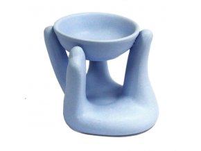 Aróma lampa Ruka modrá 1ks