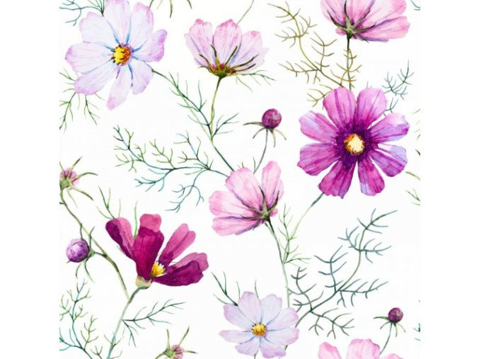 úplet wild flowers
