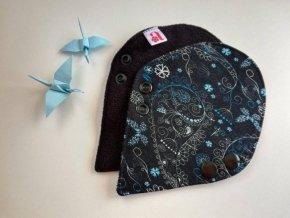 Mix A – Tanga intimky voděodolné - bavlněné plátno, úplet nebo teplákovina / fleece