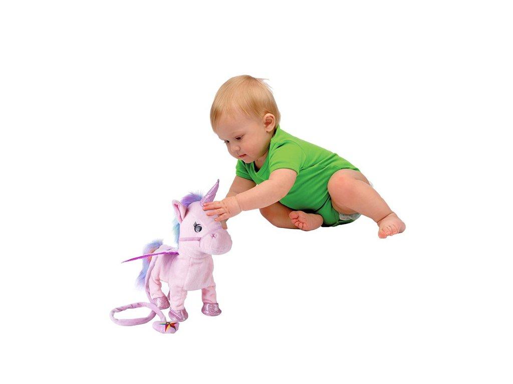 Pojoči Unicorn Roxy 16