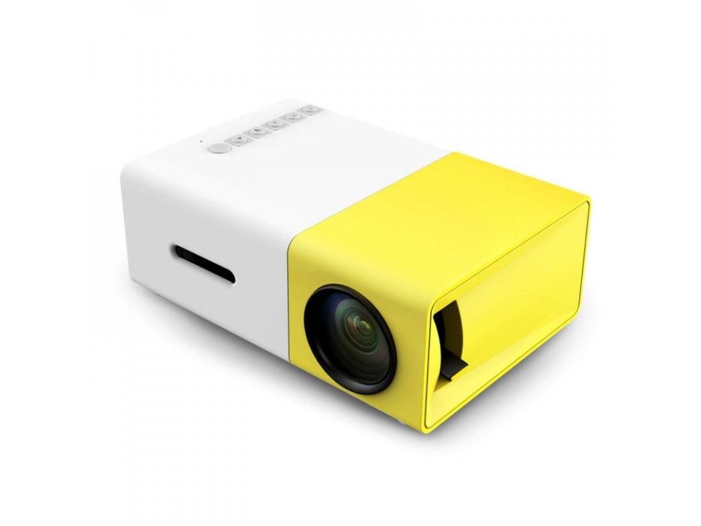 mini projektor yg300 led