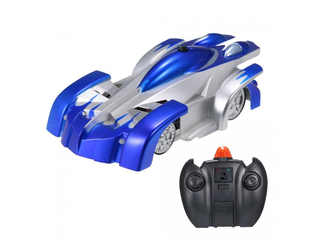 Wholesale Remote Control Wall Climbing RC Car with LED Lights 360 Degree Rotating Stunt Toys Antigravity 1000x